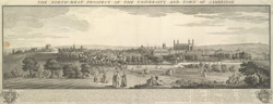 View of the City of Cambridge
